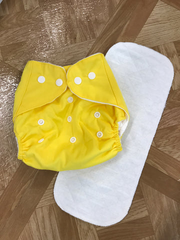 New Ianqunui Cloth Diaper & Liner Set