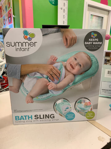 New Summer Infant Bath Slings