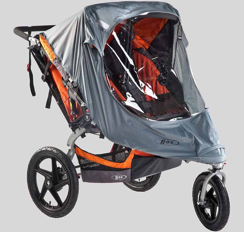 BOB Jogging Single Stroller Weather Shield