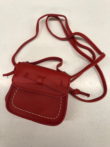 New Toddler Leatherette CrossBody