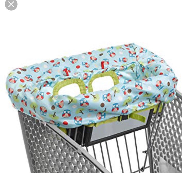 Skip Hop Shopping Cart Cover, owl