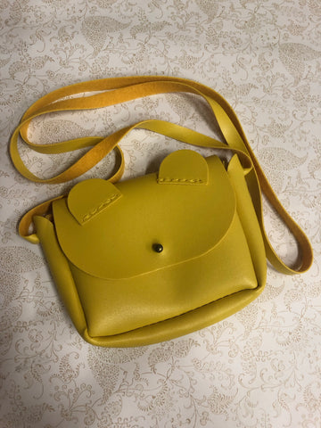 New Mini Leather Crossbody