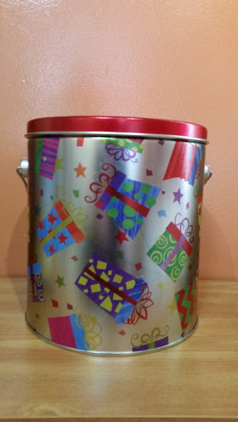 "Assorted ""Christmas"" Tins"
