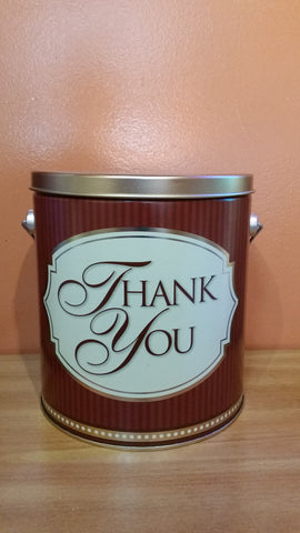 "Assorted ""Thank You"" Tins"