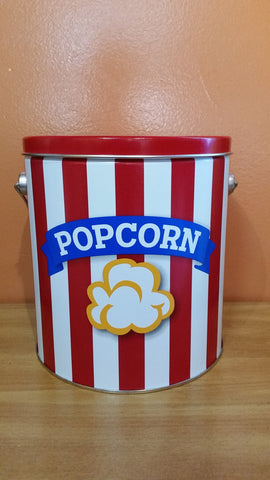 "Assorted ""Popcorn"" Tins"