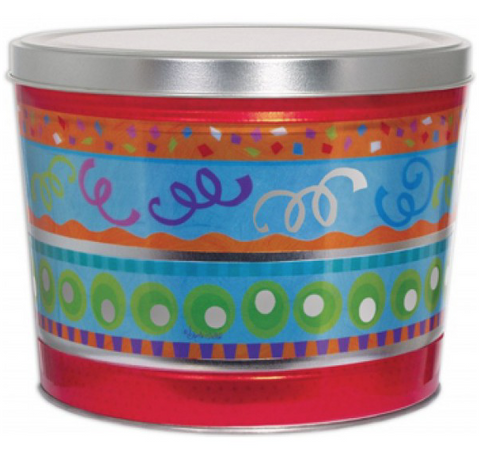 Assorted Fun Summer Tins