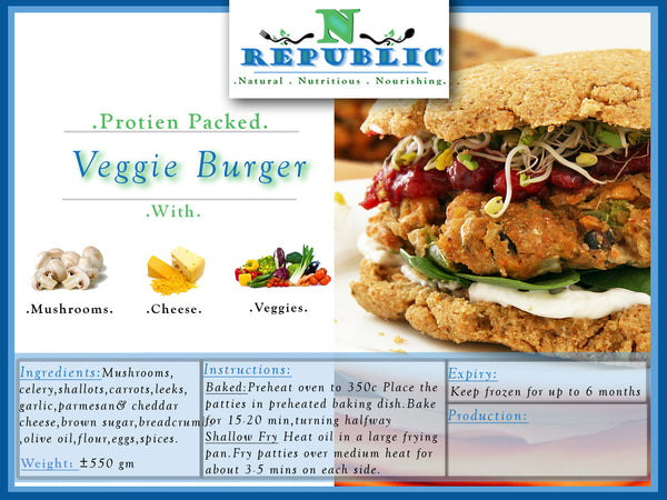Veggie Patty