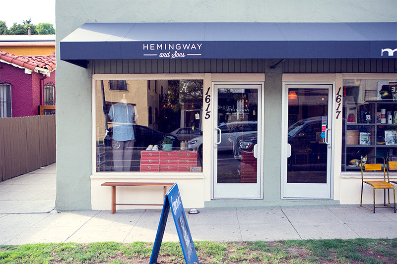 Hemingway & Sons - Silver Lake, Los Angeles