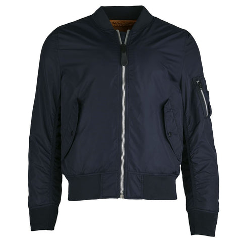 Alpha Industries - L-2B Scout Lightweight Bomber Jacket <br> Replica Blue