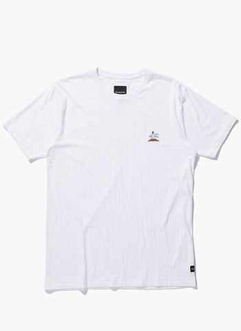 Barney Cools - Lighthouse Tee White