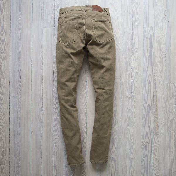 Raleigh - 'Martin' Stretch Jeans - Desert