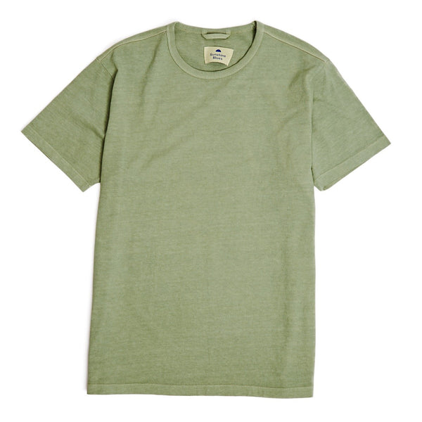 Sunshine Blues - T-Shirt Okra