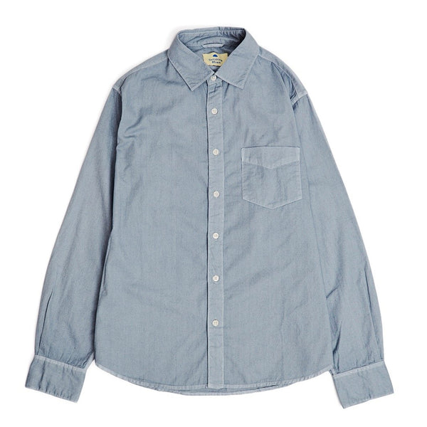 Sunshine Blues - LS Shirt Slate