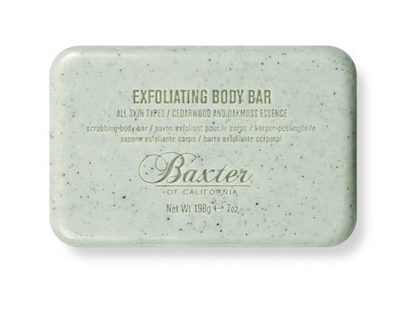 Baxter of California - Exfoliating Body Bar