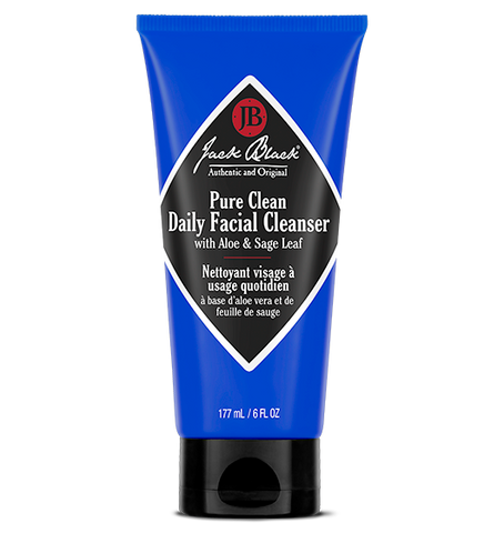 Jack Black - Pure Clean Daily Facial Cleanser 6 oz