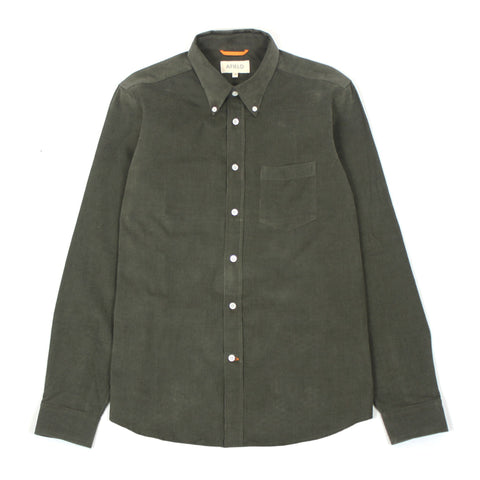 Far Afield - Field Shirt Beetle Green