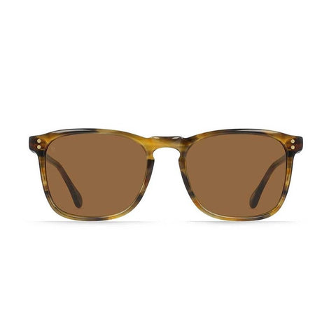 RAEN - Wiley Sunglasses - Sand Dune/Groovy Bronze