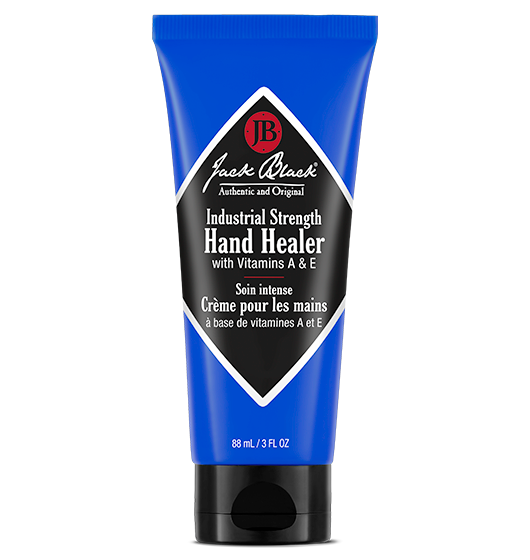 Jack Black - Industrial Strength Hand Healer with Vitamins A & E 3 oz