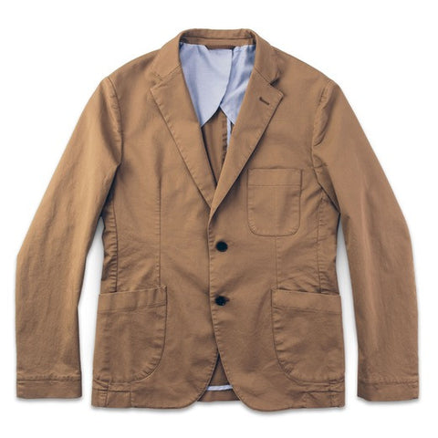 Taylor Stitch - Telegraph Jacket - Sea Washed Khaki