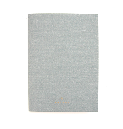 Appointed Linen Jotter Gray