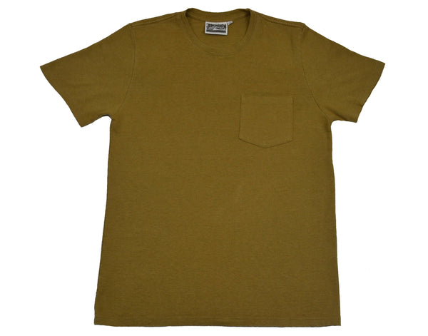Jungmaven - Baja Pocket Tee <br>Coyote