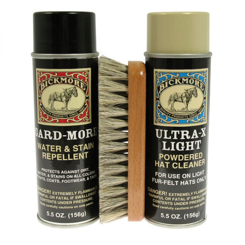 Bickmore - Hat Care Kit Light