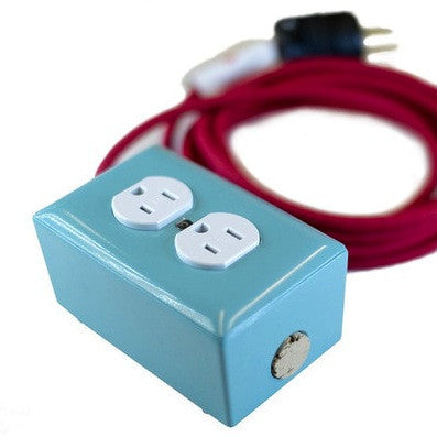 Conway Electric <br> Extō 2 Power Cord<br>Mint - Dual