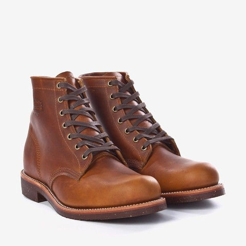 Chippewa - 6 inch General Utility Boots <br>Tan Renegade