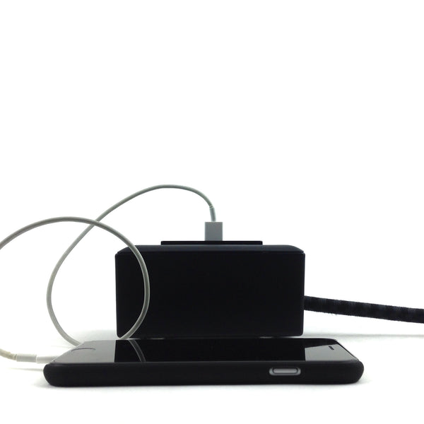 Conway Electric <br> Extō 2 USB Power Cord<br>Carrara - Dual