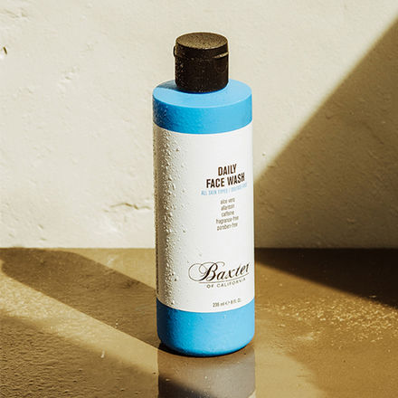 Baxter of California - Daily Face Wash