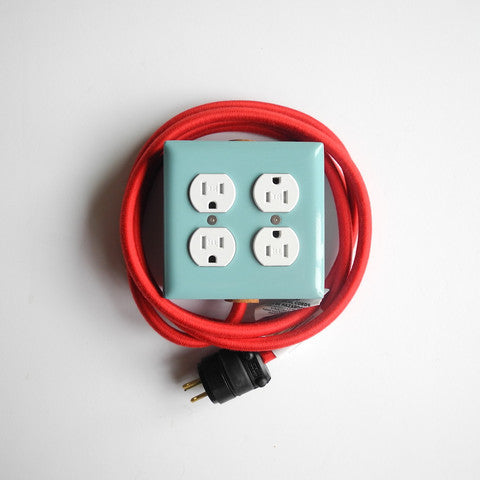Conway Electric<br>Extō 4 Power Cord<br>Mint - Quad