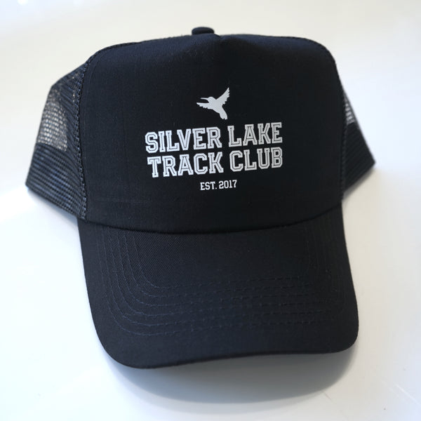 Silver Lake Track Club - Est. 2017 Hummingbird Trucker Hat