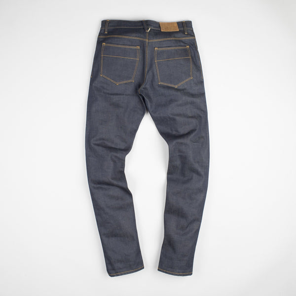 Raleigh Denim Workshop - 'Martin' Jeans Original Selvage Raw