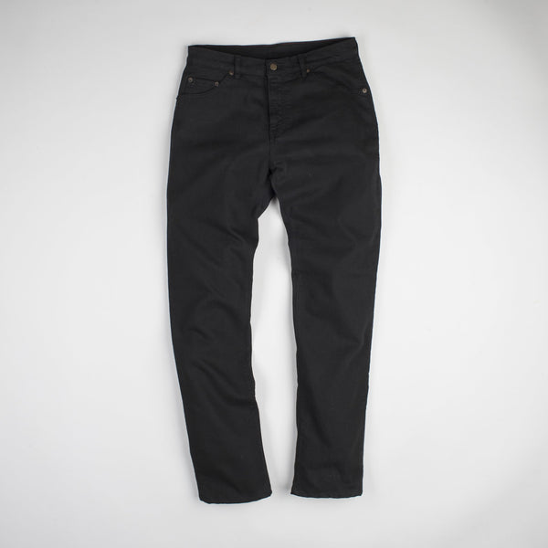 Raleigh Denim Workshop - 'Martin' Stretch Jeans Black