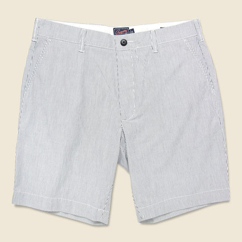Grayers - Maidstone Ticking Stripe Shorts