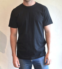 Hemingway and Sons - Common Tee Black