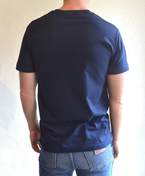 Hemingway and Sons - Common Tee Navy
