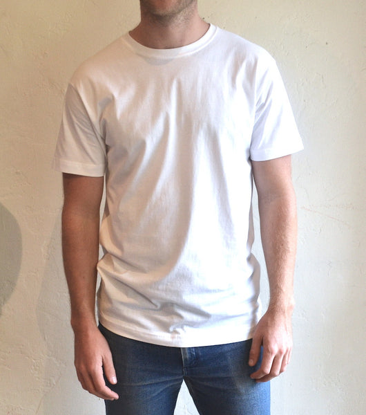 Hemingway and Sons - Common Tee White