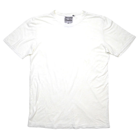 Jungmaven - Basic Tee <br>Optic White