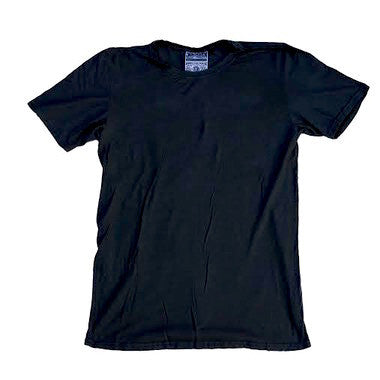 Jungmaven - Basic Tee <br>Washed Black