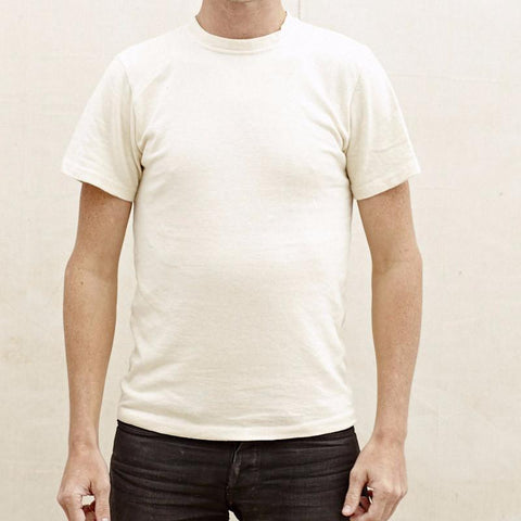 Jungmaven - Jung Tee <br>Washed White