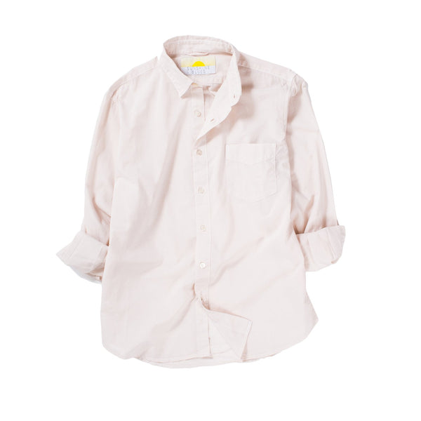 Sunshine Blues - Cambric Shirt Rosewater