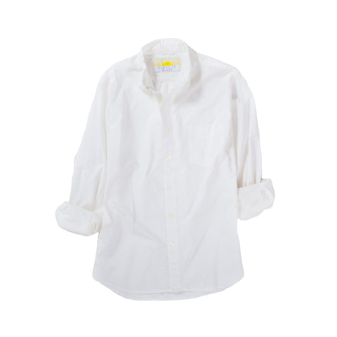 Sunshine Blues - Cambric Shirt Natural