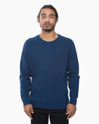 Richer Poorer - Crew Sweatshirt Navy