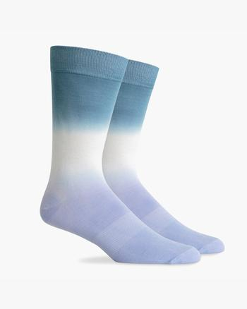 Richer Poorer - Men's Zuma Socks - Violet Blue