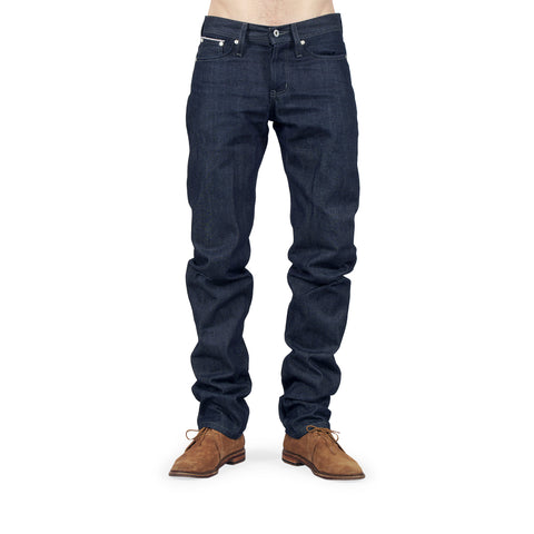 Naked & Famous - Weird Guy Jeans <br>Indigo Selvedge