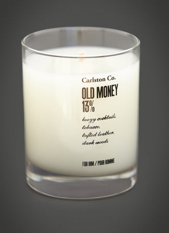 Carlston Co. - Old Money Scented Candle