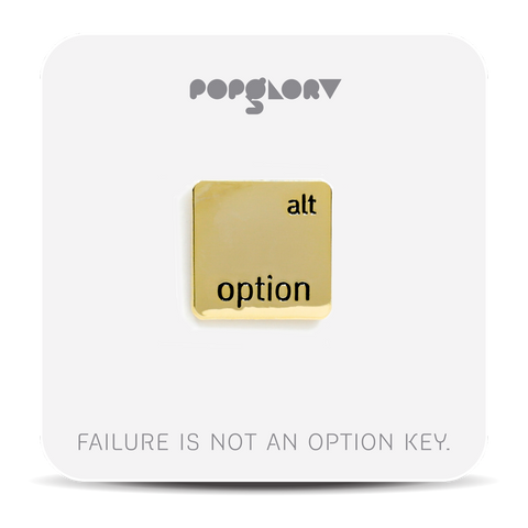 Popglory Alt Option Key Pin