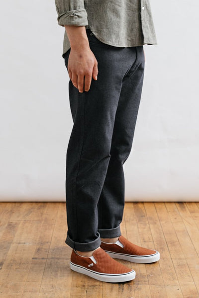 Bridge & Burn - Polk Trousers Grey