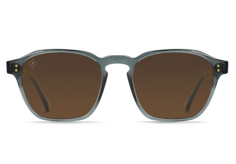 RAEN - Aren Sunglasses - Slate/Vibrant Brown Polarized